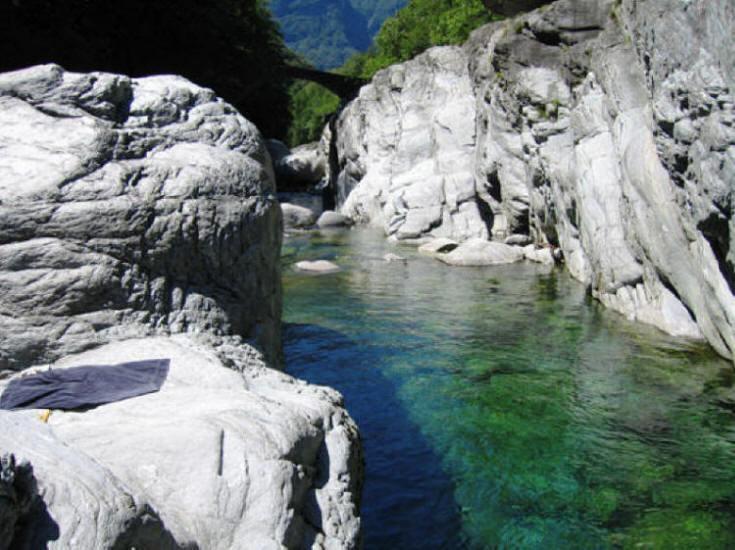 Natur und Umgebung - Menzonio - Tessin - Maggiatal